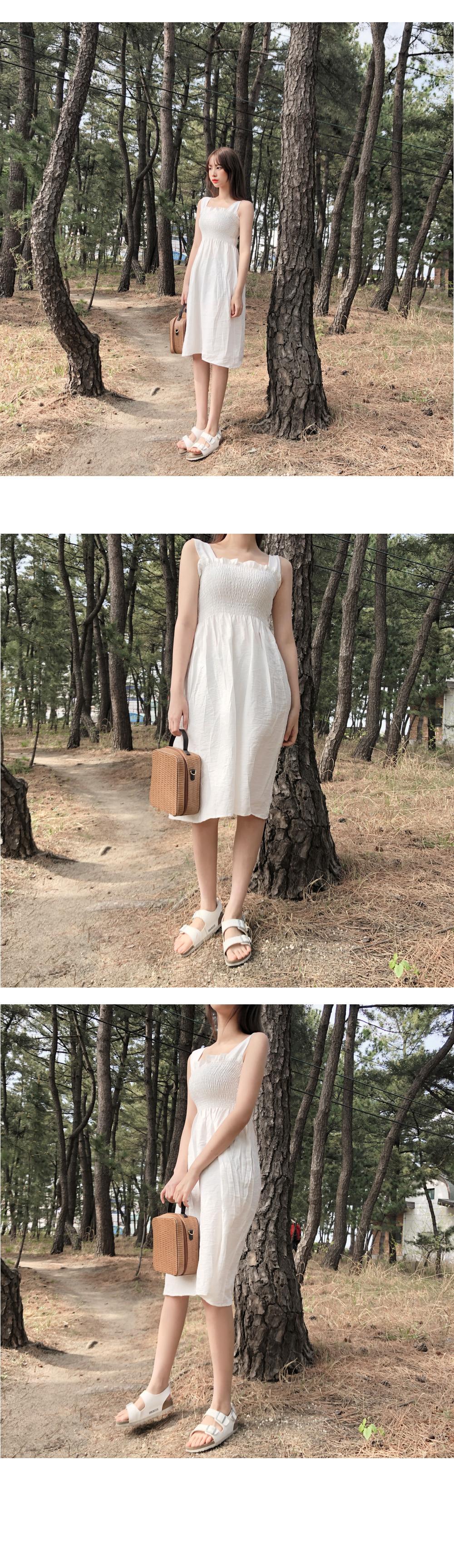 케이트 나시 원피스 (3colors) - 데이조이, 15,900원, 원피스, 롱/미디원피스